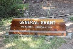Drives and Viewpoints 2: Lodgepole - Grant Grove
